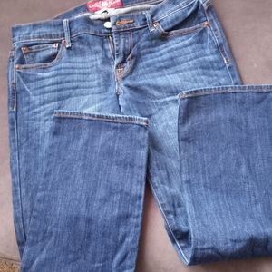 Lucky Brand Cropped Jeans